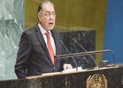 UN URGED TO STOP INDIA FROM CHANGING HELD KASHMIR'S DEMOGRAPHY