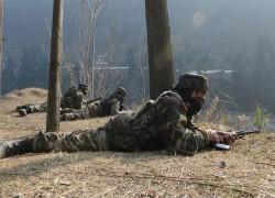 এবার পাকিস্তানি সেনাদের গুলিতে ভারতীয় সেনা কর্মকতা নিহত