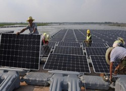 China dominates bidding for Myanmar solar power plants