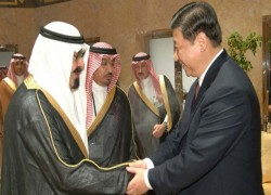 Is China Pivoting To The Middle East?