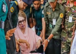 KHALEDA ZIA'S RELEASE TO BE EXTENDED BY ANOTHER 6 MONTHS