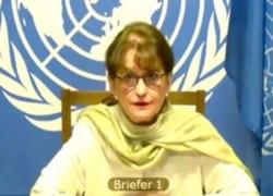 UN ENVOY CALLS FOR 'HUMANITARIAN CEASEFIRE' AHEAD OF DOHA TALKS