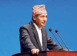 Nepalese finance minister Khatiwada resigns