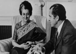 'ভারতীয় নারীরা বিশ্বে সবচেয়ে অনাকর্ষণীয়': সাবেক মার্কিন প্রেসিডেন্ট নিক্সনের মন্তব্য