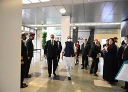 DEFENCE MINISTER RAJNATH SINGH TO VISIT IRAN