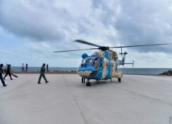 Local pilots will soon operate helicopters donated by India: MNDF