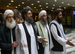 Taliban name cleric as chief negotiator for Afghan peace talks