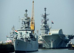 India yet to invite Australia to join Malabar naval exercise