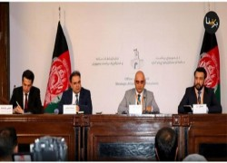 Afghanistan, Pakistan, Turkmenistan sign agreement on power