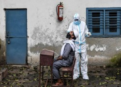 INDIA SURPASSES BRAZIL WITH WORLD'S SECOND HIGHEST CORONAVIRUS CASES