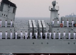 CHINA TO HOLD MORE MILITARY DRILLS OFF NORTHEAST, EAST COASTS