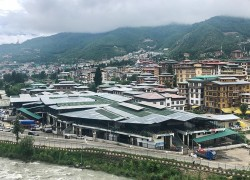 Bhutan's export dropped to 20 percent during lockdown