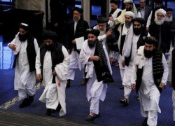 TALIBAN NEGOTIATING TEAM HOLDS FIRST MEETING