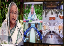 DISCARD 'MARTIAL LAW' FROM MILITARY LEXICON: PM SHEIKH HASINA