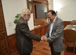 Nepal envoy Acharya, India's NSA Doval meet