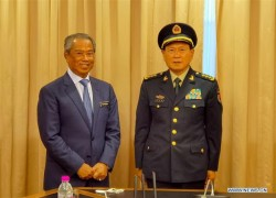 Beijing sends defence minister to Malaysia, Indonesia ahead of Asean meetings