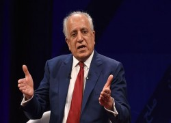US ENVOY MEETS NEW TALIBAN CHIEF NEGOTIATOR AS AFGHAN PEACE TALKS NEAR