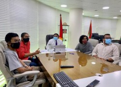 MALDIVES AND SRI LANKA TO COLLABORATE AND TRAIN YOUTH TO RAP