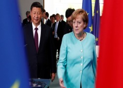 Germany ends China honeymoon with new Indo-Pacific strategy