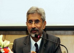 JAISHANKAR LEAVES FOR RUSSIA TO ATTEND SCO FOREIGN MINISTERS MEET