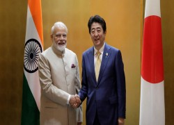 India and Japan sign military pact as China flexes regional muscle