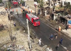 AFGHAN SECURITY INSTITUTIONS FACE CRITICISM AFTER KABUL BLAST