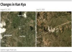রোহিঙ্গা গ্রামগুলোর নাম মুছতে শুরু করেছে মিয়ানমার: একই পথে হাঁটছে জাতিসংঘের মানচিত্র-প্রস্তুতকারীরাও