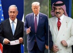Bahrain to establish full diplomatic relations with Israel, Trump announces