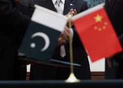 CHINA AND PAKISTAN ARE 'NOT ENEMIES OF US'