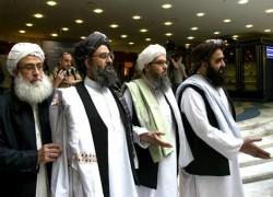 তালেবান ও আফগান সরকারের মধ্যে শান্তি আলোচনা চলছে