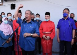 Malaysia's ruling pact fails unity test in Sabah, contesting against one another in state poll