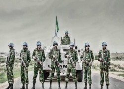 BANGLADESH REGAINS 1ST PLACE IN UN PEACEKEEPING MISSION