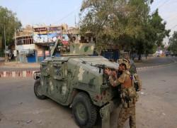 শান্তি আলোচনার মধ্যেও আফগান বাহিনী-তালেবানদের সঙ্ঘর্ষ চলছে