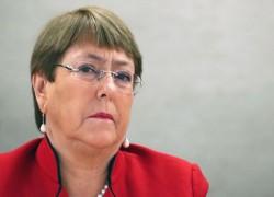 Myanmar casualties may represent war crimes: UN's Bachelet