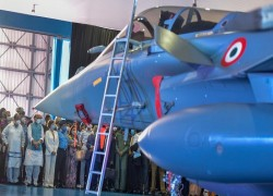 With India's economy down, IAF's Rafale induction ceremony 'superfluous'