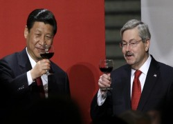 China-US tension: ambassador Terry Branstad to step down but America offers no news on a replacement
