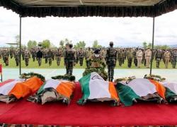 তিন বছরে ভারতের চার হাজারের বেশি আধা সামরিক সেনা নিহত