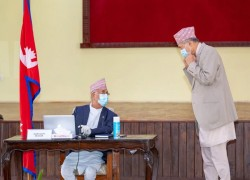 Nepal govt appoints Khatiwada as special economic advisor to PM Oli