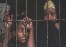'Attacks on civilians continue in Myanmar's Rakhine'