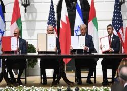 Israel, UAE and Bahrain sign US-brokered normalisation deals