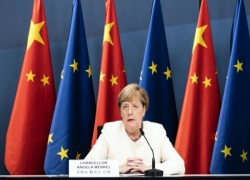 Germany's Angela Merkel says 'political will' exists to wrap up EU-China investment deal