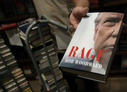'Love letters' between Trump and Kim tell of 'personal bond', says Woodward's new book Rage