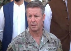 DISCUSSIONS IN DOHA 'VERY PROMISING': US GEN. MILLER