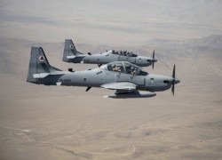 Afghanistan receives additional Super Tucanos