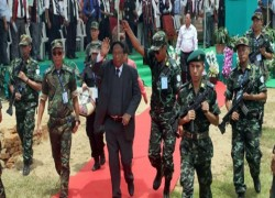 Separate flag, constitution are must: Naga rebel group hardens stance