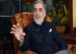 DR ABDULLAH LIKELY TO VISIT PAKISTAN THIS MONTH
