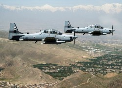 Civilians killed in Afghan gov't air raids, says Kunduz official