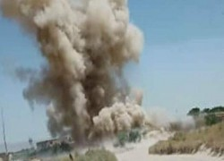 AFGHAN AIRSTRIKES KILL '12 CIVILIANS, 40 TALIBAN FIGHTERS'