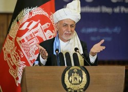 PEACE POSSIBLE THROUGH POLITICAL SETTLEMENT: GHANI