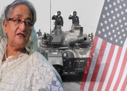 US uses defense diplomacy to woo Bangladesh away from China